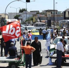 capodichi protesta lavoratori