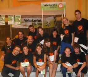 i volontari del workcamp di Grumo Nevano organizzato da Cantiere Giovani (1)