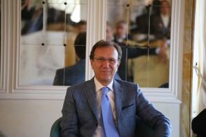 Paolo D'Alessio Commissario starordinario ICS
