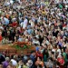 Italian bus plunges off viaduct, funeral mass