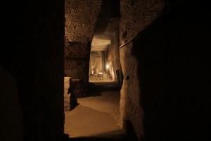 a 25 metri sottoterra