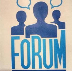 logo del forum dei giovani