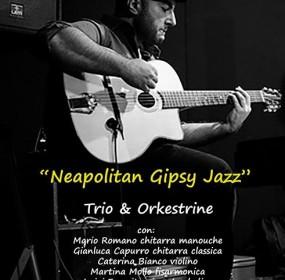 Mario Romano Quartieri Jazz in concerto