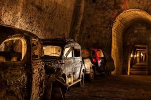 Galleria Borbonica: esempio eccelso di ingegneria civile