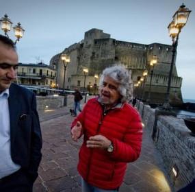 Europee: Grillo, obiettivo un voto pi?? del Pd
