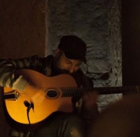 Un momento di un concerto al Museo del Sottosuolo1