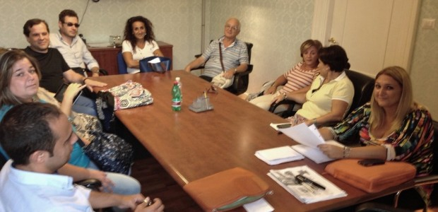 riunione associazioni ente