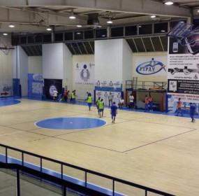 pasquet rinnovato palazzetto dello sport - centro fipav