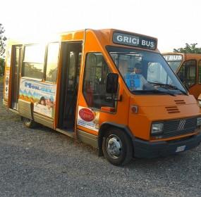 antonio cinque - grici bus