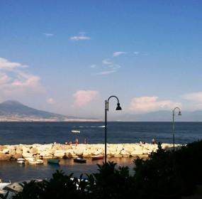 vista Napoli da Giuseppone