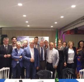 presentazione lista forza italia volla - comunali 2016