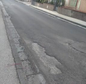 rifacimento strada via don minzoni - cercola
